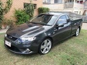 FORD FALCON UTE 2008 FG XR 8 MANUAL SUPERCAB_52000ks_  REGO TO OCTOBER2014 FOR 6 MONTHS