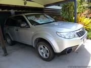 Subaru Forester X    plus extras