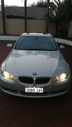 2007 BMW 335i E92 Coupe 3.0ltr Twin-Turbo 225kw
