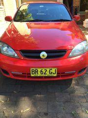 Holden Viva For Sale (looks like a Ferrari)