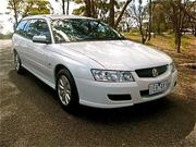 2007 holden 2007 HOLDEN VZ COMMODORE ACCLAIM STATION WAGON ONL