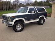 1985 Ford Bronco FORD BRONCO 85 XLT 385 STROKER ENGINE