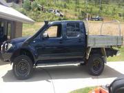 2007 Nissan 2007 stx navara