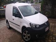 2013 VOLKSWAGEN vw VW Caddy Van 2013