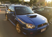 subaru impreza 2003 Subaru Impreza WRX STI S Manual AWD MY04