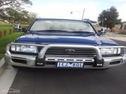 2005 Toyota Land Cruiser metallic