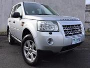Land Rover Freelander 130210 miles
