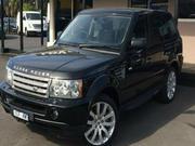 Land Rover Range Rover Sport 8 cylinder Dies