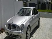 2005 Mercedes-benz 6 cylinder Petr