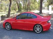 Holden 2005 2005 Holden Special Vehicles Coupe GTO Manual