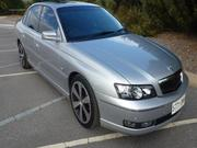 Holden Only 158000 miles