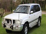 2002 Toyota 2002 Toyota Landcruiser GXV Auto 4x4