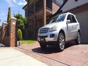 Mercedes-benz Ml350 2006 Mercedes-Benz ML350 Luxury Auto 4x4