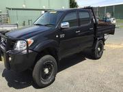 Toyota Hilux 6 cylinder Petr