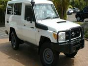 Toyota Land Cruiser 2008 Toyota Landcruiser Workmate Troopcarrier Manu