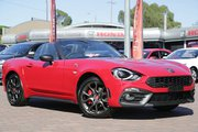 2017 ABARTH 124 SPIDER ROADSTER