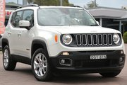 2017 JEEP RENEGADE LONGITUDE DDCT SUV