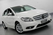 2012 MERCEDES-BENZ B180 BLUEEFFICIENCY D