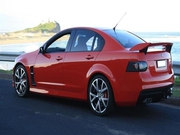 2008 HOLDEN SPECIAL VEHICLES