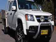 Holden Colorado 2008 Holden Colorado LX RC Manual