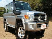 2011 toyota 2011 Toyota Landcruiser GXL Manual 4x4 MY10