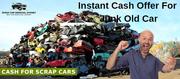 Instant Cash Offer For Junk Old Car    Scrap Car Removal Sydney